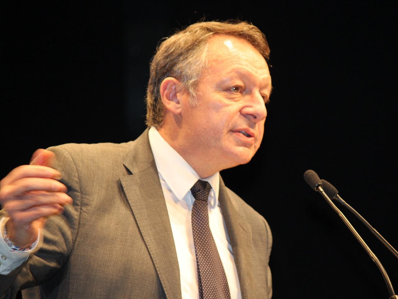 Législatives : Thierry Braillard rappelle qu'il ne soutiendra aucun candidat