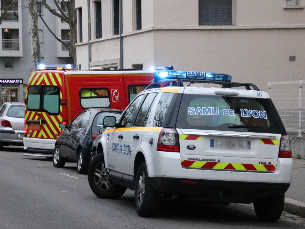 Vaulx-en-Velin: une piétonne renversée par une voiture