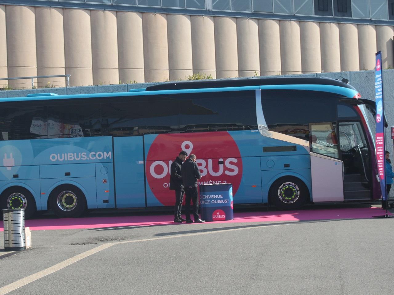Lyon : les salariés de Ouibus en grève surprise ce samedi