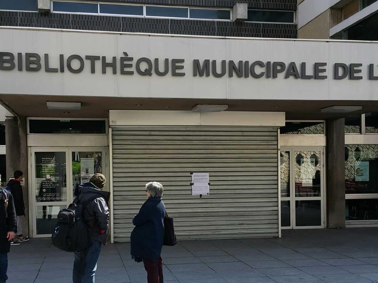Lyon : la Bibliothèque de la Part-Dieu fermée en raison d'un incident technique