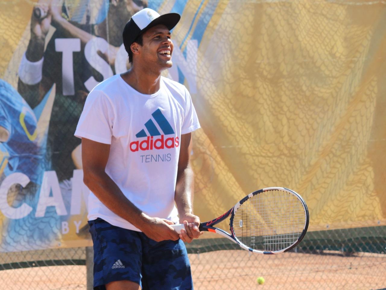 Open Parc de Lyon : Tsonga remporte son premier titre sur terre battue