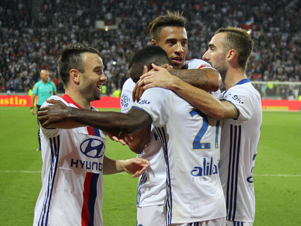Ligue Europa : l'OL tombe contre l'AS Rome en 1/8 de finale !