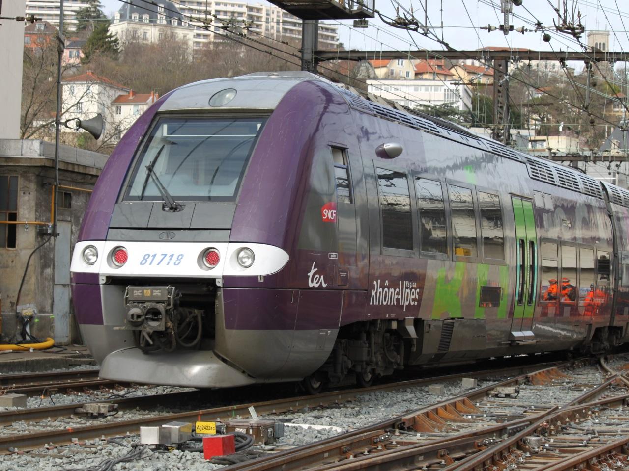 Dans quelles régions les trains sont-ils le plus en retard — SNCF
