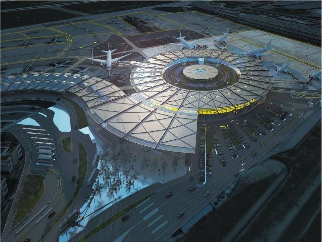 Ouverture progressive du nouveau Terminal 1 de Lyon-Saint Exupéry