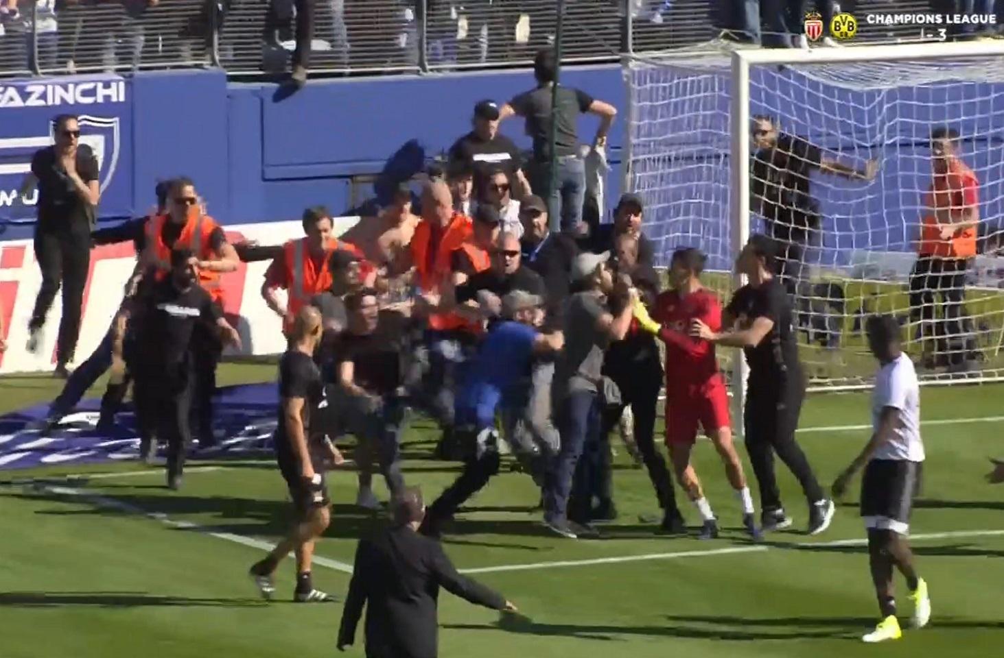 750 € d'amende pour Anthony Agostini, prison ferme pour deux supporters — Bastia-OL