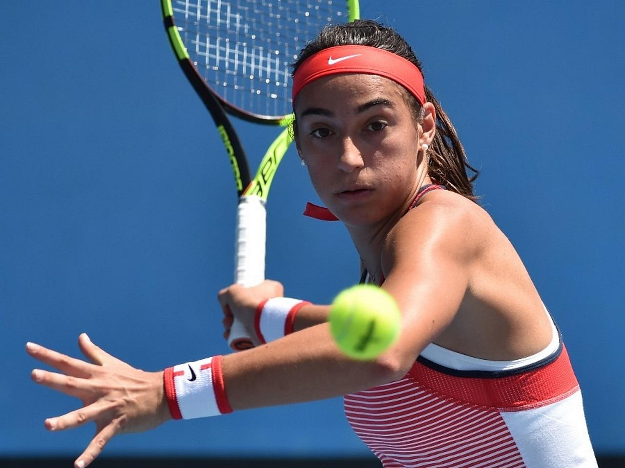 Garcia passe au troisième tour en deux sets — Roland-Garros