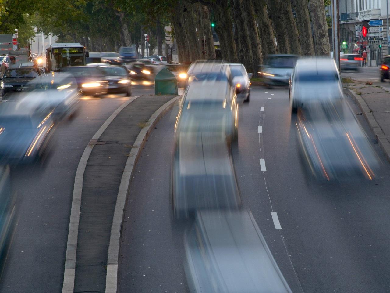 Lyon : suite à l'apparition d'un trou, la rue Duquesne fermée à la circulation