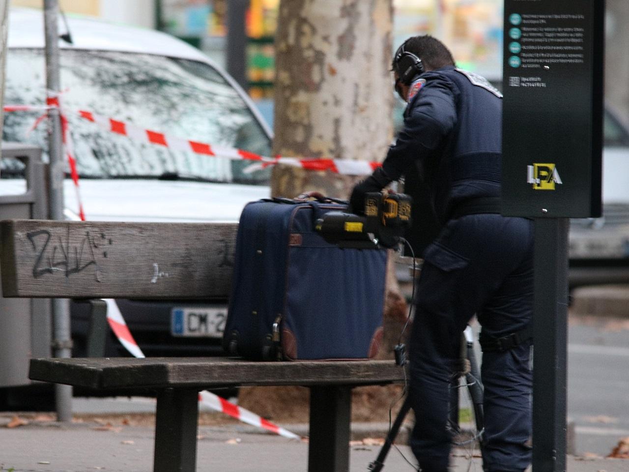 Lyon : alerte au colis suspect à la Part-Dieu