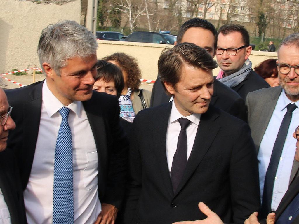 Législatives : François Baroin (LR) en déplacement près de Lyon ce mardi