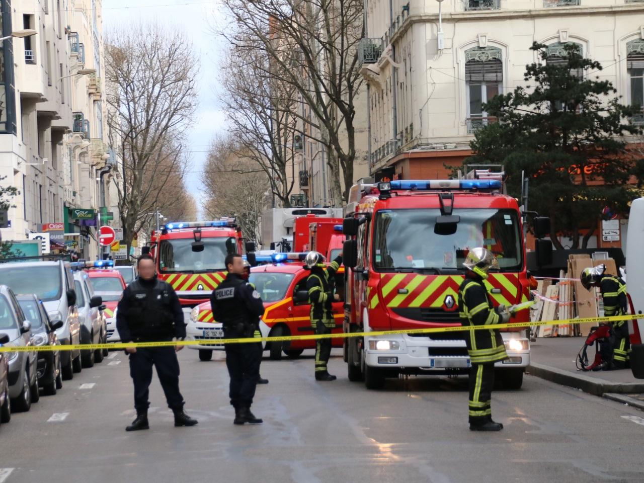 Vaulx-en-Velin : une odeur de gaz entraîne l'évacuation d'une centaine de personnes