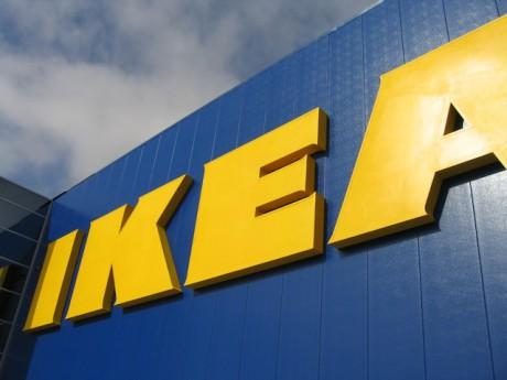 Le magasin Ikea de St Priest touché par un mouvement social
