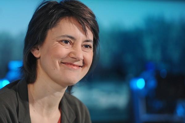 Présidentielle : Nathalie Arthaud (LO) en meeting à Vénissieux le 12 avril