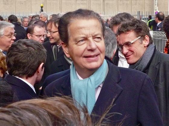 Ancien candidat UMP à Lyon, Dominique Perben rallie Emmanuel Macron