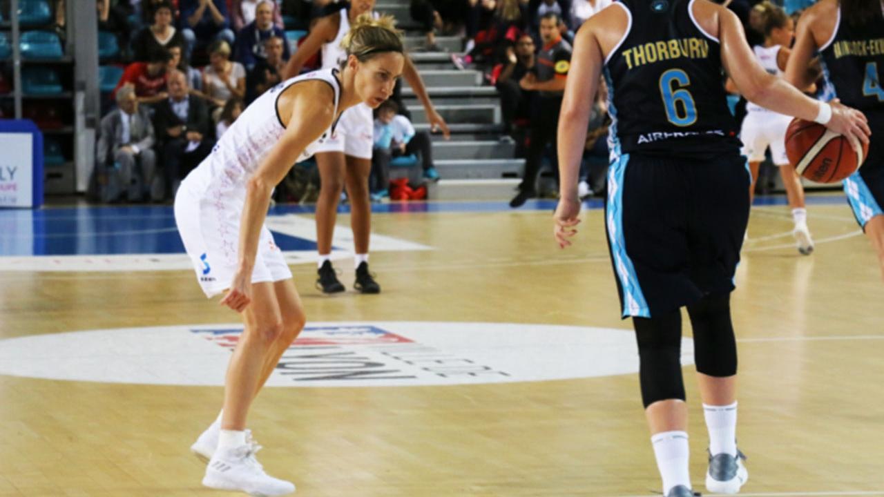 La sœur de l'Asvel se nomme Lyon Asvel féminin — Basket