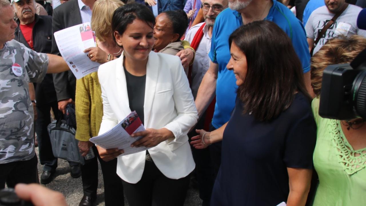 Législatives : quels scores ont fait Najat Vallaud-Belkacem et son mari ?