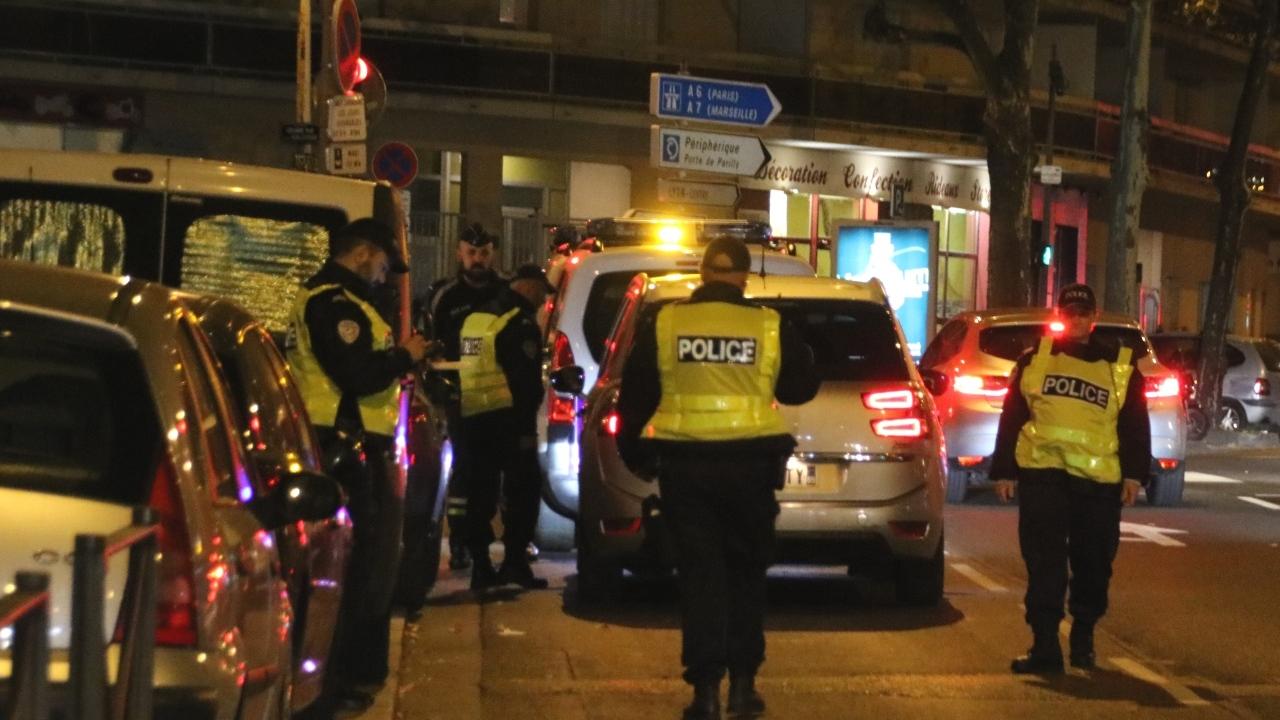 Plus de 660 policiers et militaires mobilisés à Lyon — Nouvel An