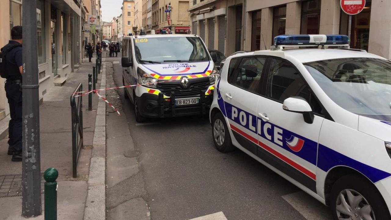 Lyon : 11 interpellations après une rixe dans le 7e arrondissement