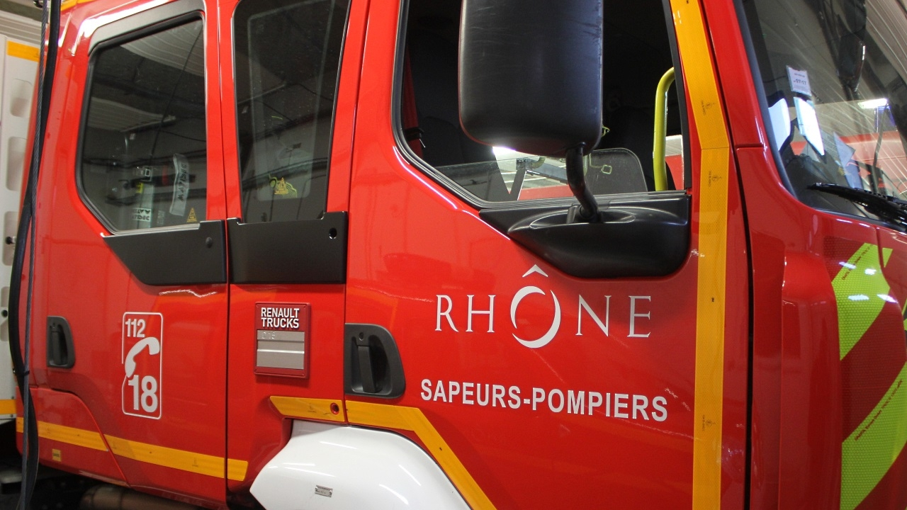 Un immeuble s'effondre sans faire de victime dans le 8e arrondissement de Lyon