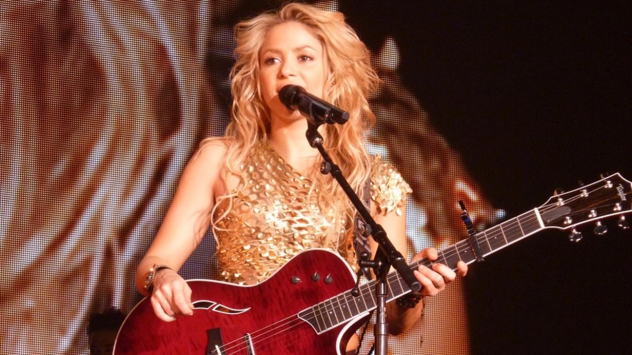 La tournée de Shakira passera par Lyon