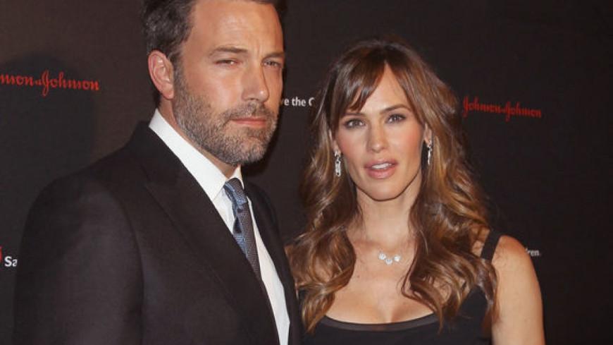Divorce entre les acteurs Jennifer Garner et Ben Affleck