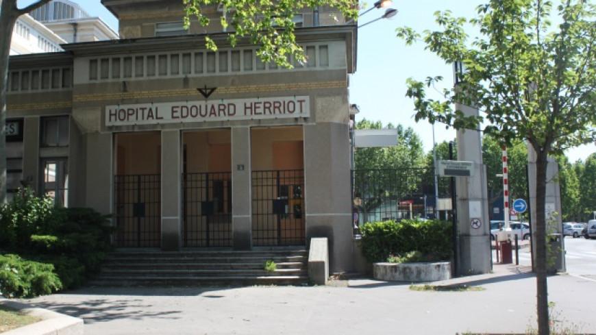 Lyon : l'hôpital Édouard-Herriot privé d'eau durant le week-end