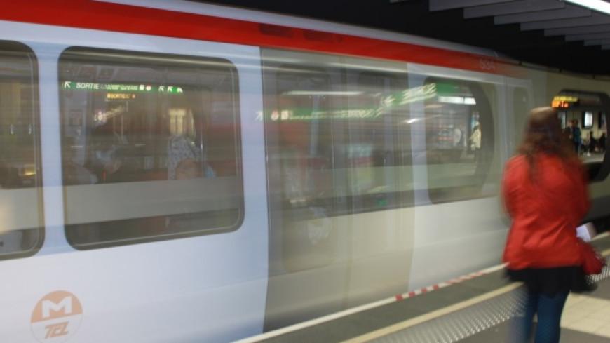 Lyon : une femme victime d'un malaise chute sur les voies du métro et meurt