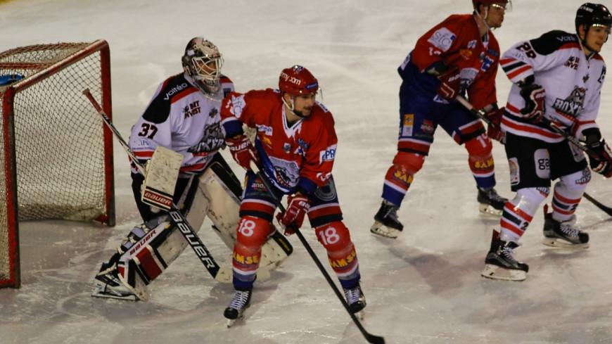 Lyon s'incline 4 à 2 face à Rouen