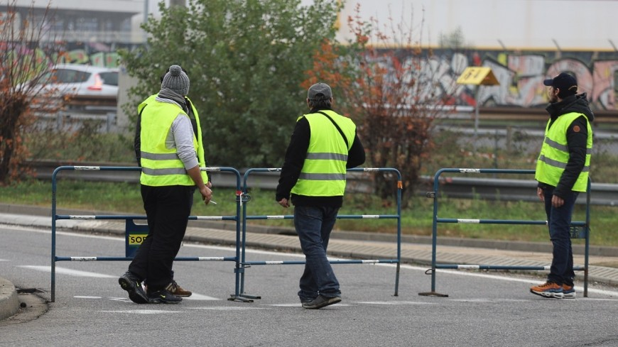Un Villeurbannais gilet jaune condamné à Paris