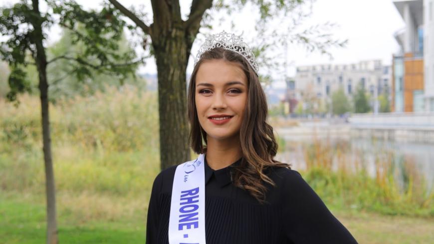 Miss France 2019 : Qui est Pauline Ianiro, élue Miss Rhône-Alpes 2018 ?