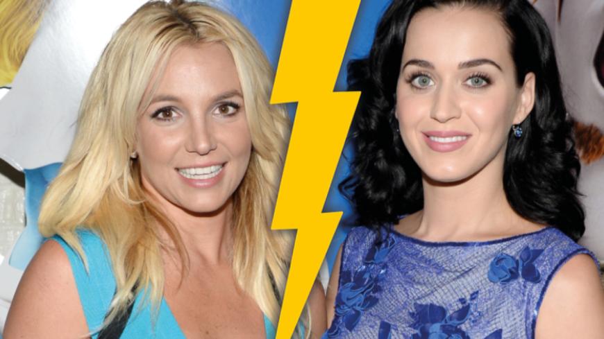 Katy Perry s'attaque une nouvelle fois à Britney Spears !