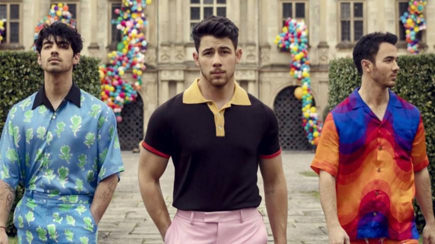 Les Jonas Brothers de retour avec un nouveau tube !