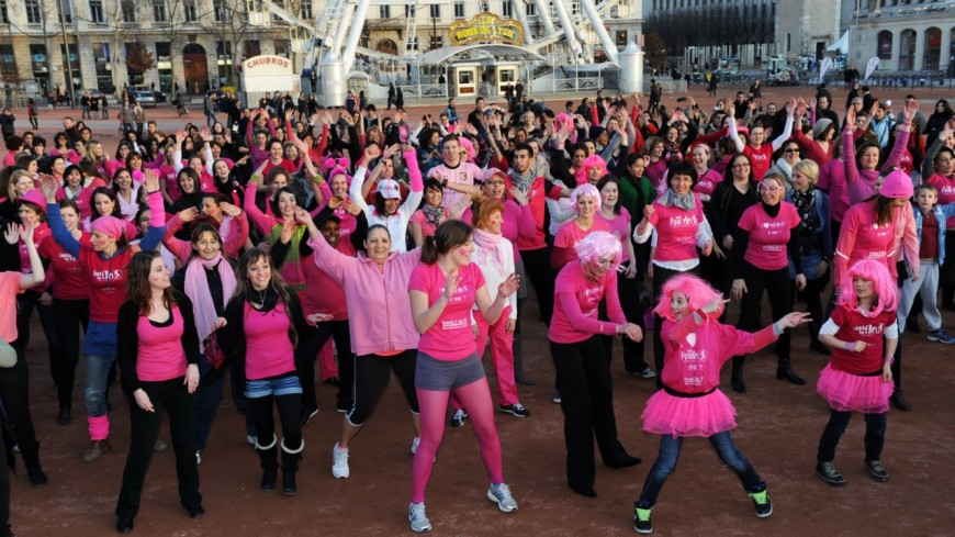 Journée de la Femme : Venez danser sur la Place Bellecour !