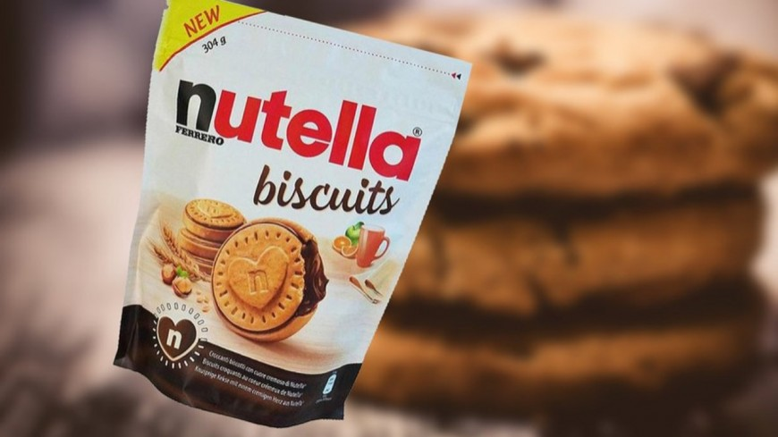 Un biscuit Nutella distribué gratuitement cette semaine à Lyon !