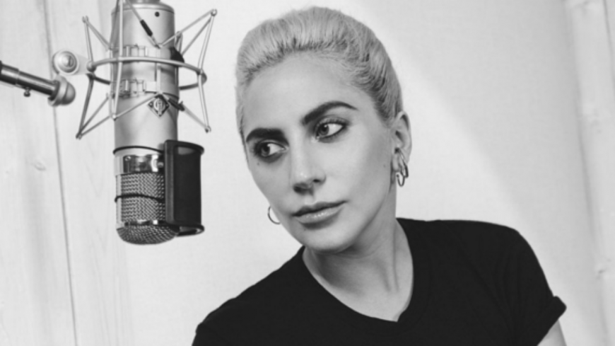 Lady Gaga : En plein travail pour son prochain album !