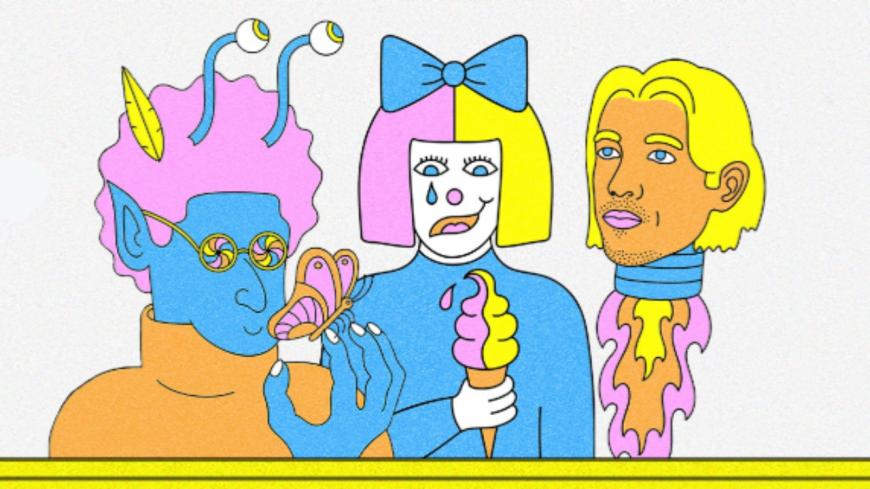 LSD : Un nouveau single avant la sortie de leur album !