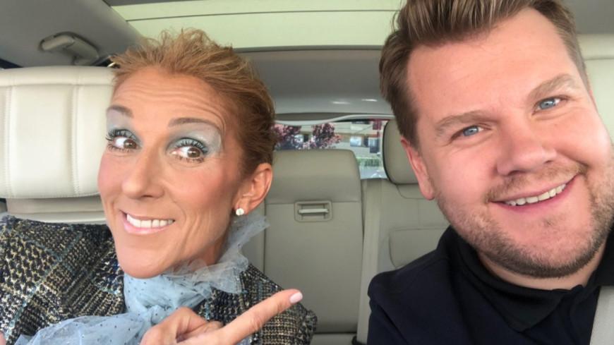"Céline Dion : Elle parodie ""Titanic"" dans son Carpool Karaoke !"