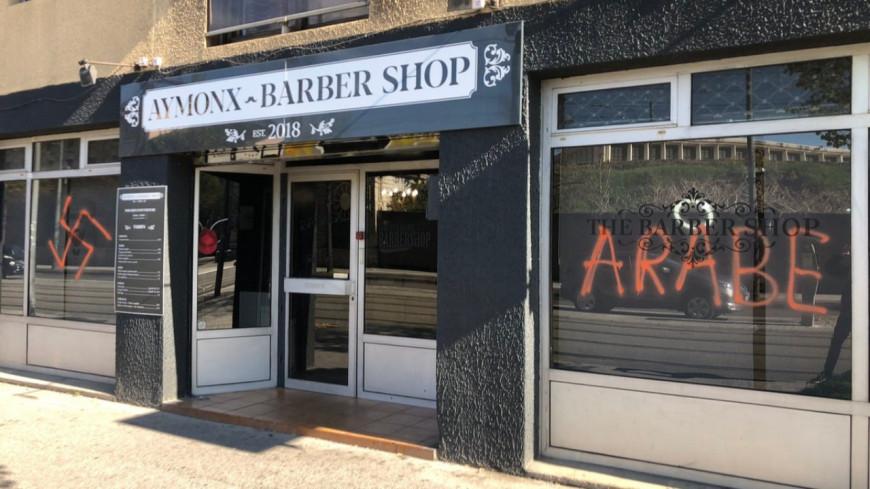 Lyon : Des croix gammées et des insultes racistes sur l'avenue Berthelot