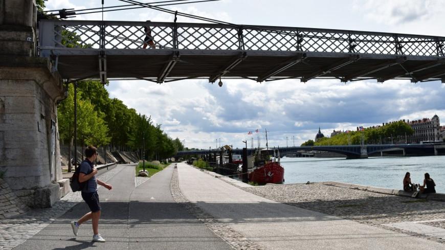 Lyon : un nourrisson retrouvé dans le Rhône