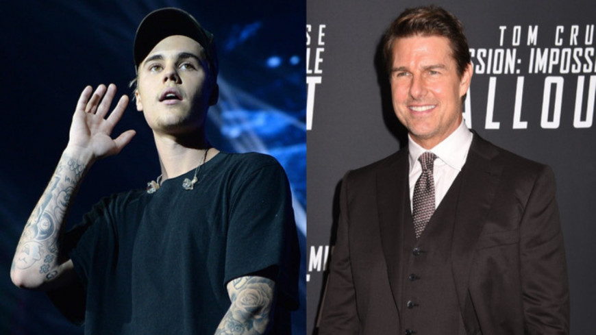 Justin Bieber : sa nouvelle provocation contre Tom Cruise