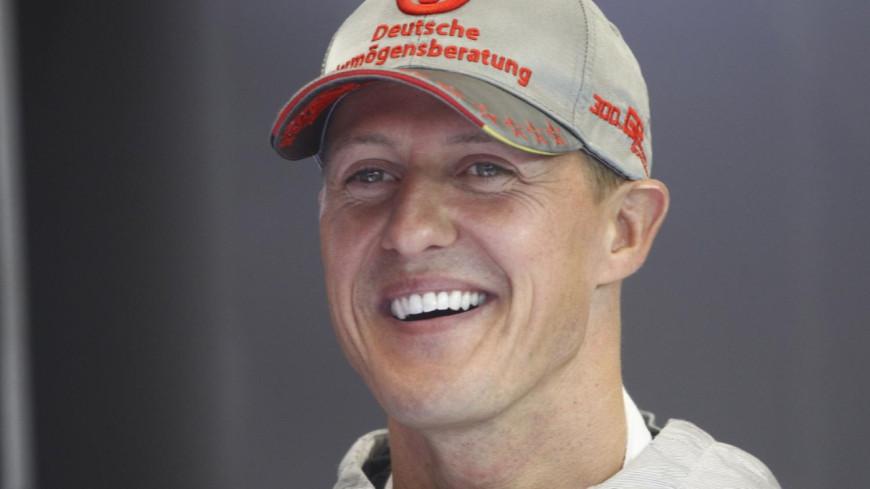 Michael Schumacher : le choc