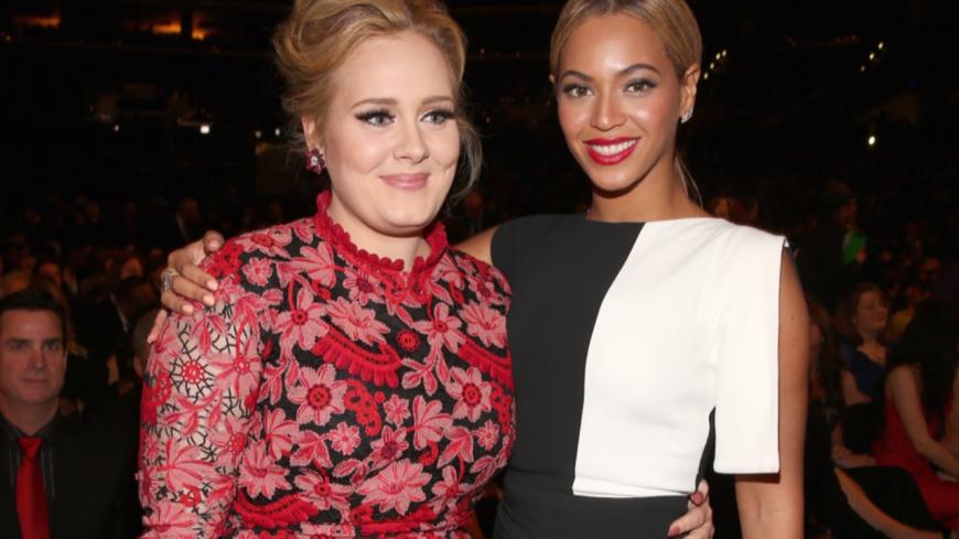 Pas de duo pour Adèle et Beyoncé