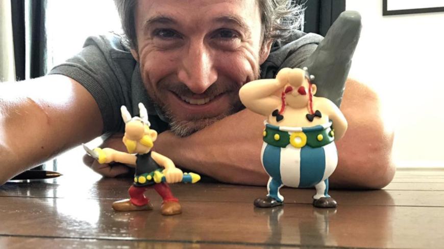 Guillaume Canet et Gilles Lellouche en Astérix et Obélix