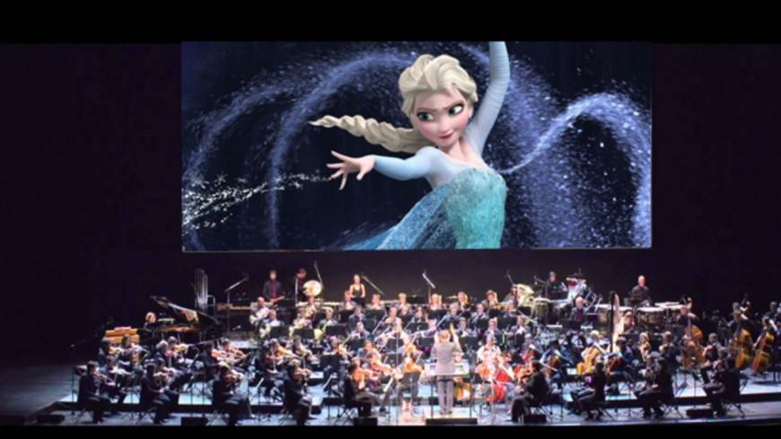 Un ciné-concert Disney à Lyon !