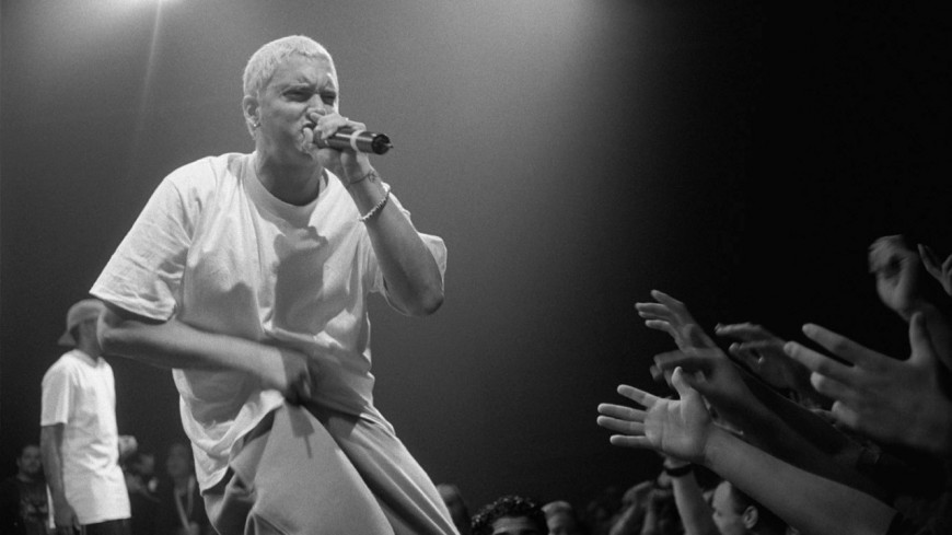Clash entre Eminem et Rihanna