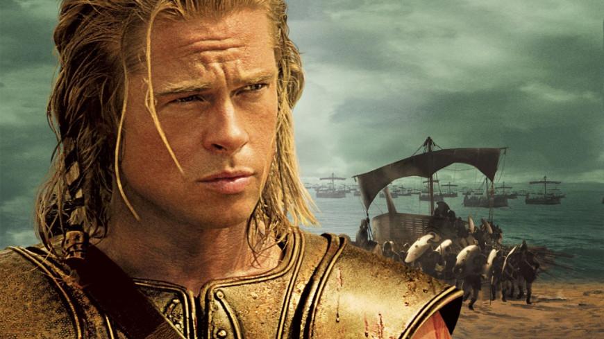 Brad Pitt avoue avoir décidé donner une autre tournure à sa carrière,  après le film Troie