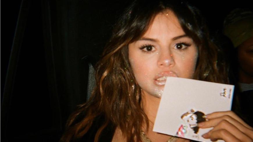 Selena Gomez is back !