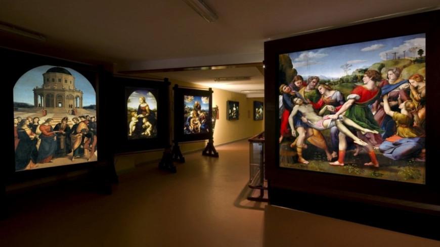 Les œuvres de Léonard de Vinci, exposées en version digitale