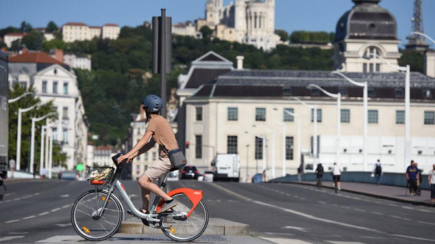 Lyon à vélo, les chiffres sont tombés !