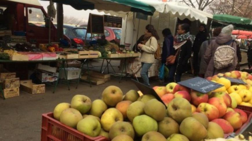 Lundi, la plupart des marchés alimentaires de Lyon seront autorisés à ouvrir