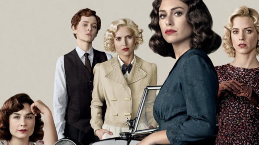 """Netflix dévoile la bande-annonce finale pour """"Les Demoiselles du Téléphone"""" (vidéo)"""